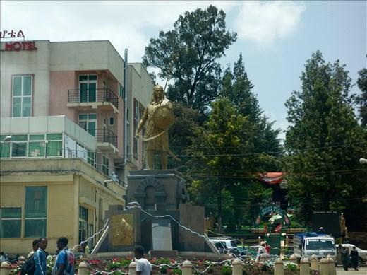 King Thaddeus, Gondar