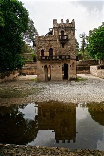 King Fasilides Bath/Summer Residence