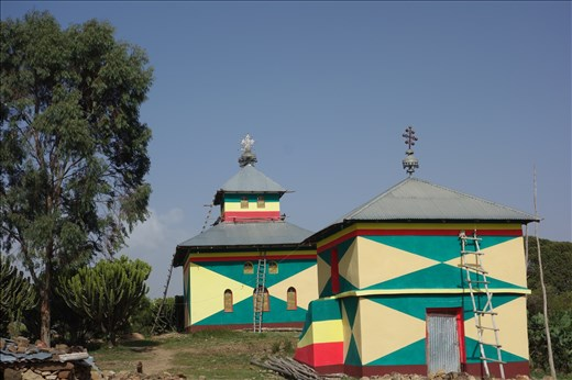 Tigrai Church