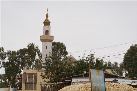 oldest mosque in Africa