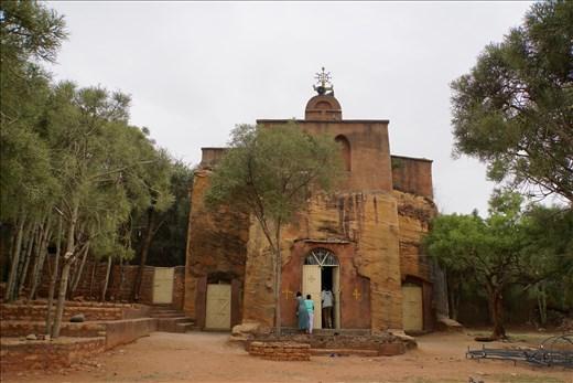 Wuqro Cherkose Church