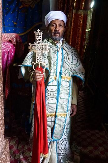 priest in Bet Meskel