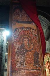 Old Marian Fresco in Debra Sina Mick'el: by krodin, Views[79]