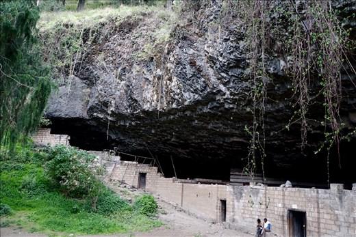 Yemerehne Kristos Cave Church