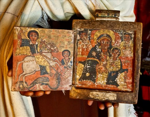 400 yr. old icons