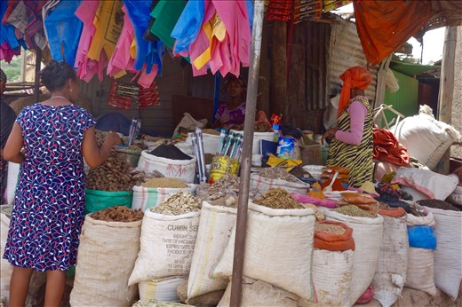 incense stall