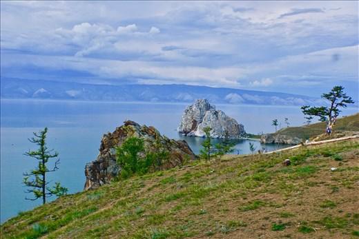 Shamanka Rock and Cape Burhan, Olkhon Island