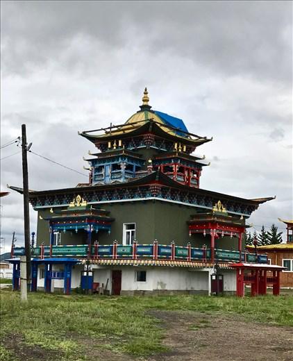 Ivolginsky Monastery