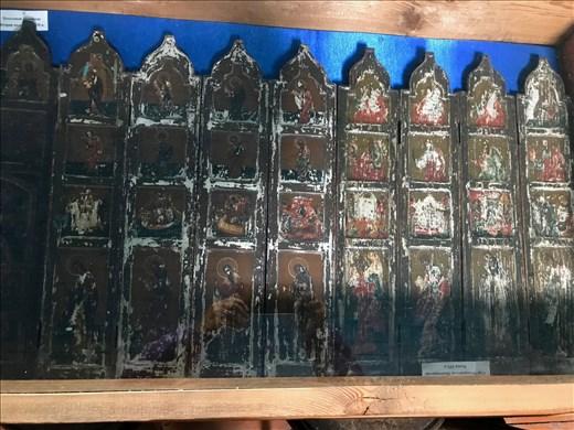 Old Believers traveling tabernacle