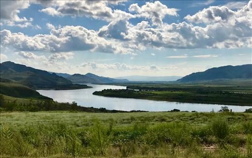 Selenga River Valley