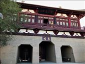 Old Dunhuang gate with guard: by krodin, Views[50]