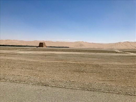 Gobi Desert scene