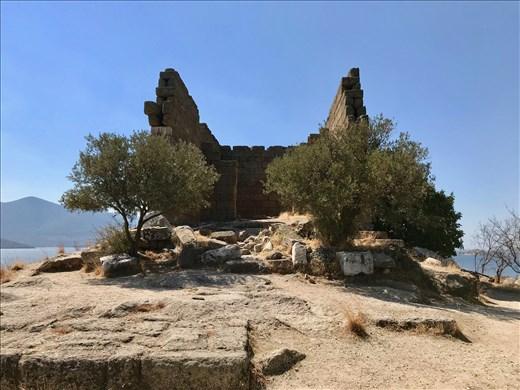 Temple to Athena, Lake Bafa, Herakleia