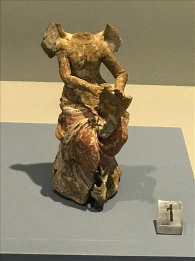 4th C BCE Nike, Miletus Museum
