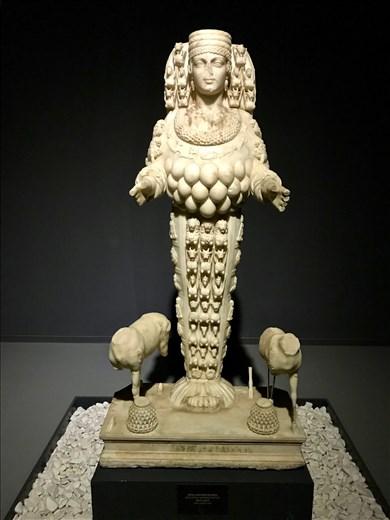 Artemis of Ephesus, Ephesus Museum