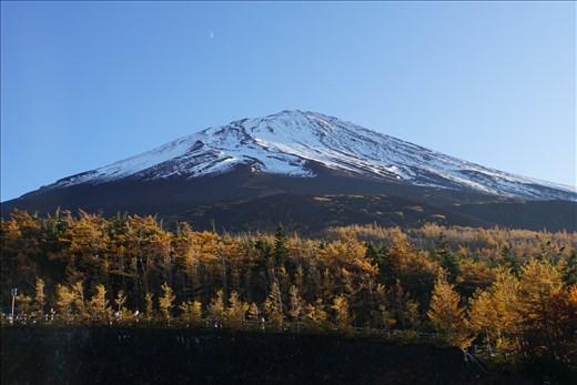 Clear Mt. Fuji!