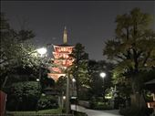 Asakusa Temple 5 level pagoda: by krodin, Views[56]