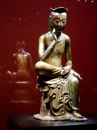 Pensive Buddha 7th C