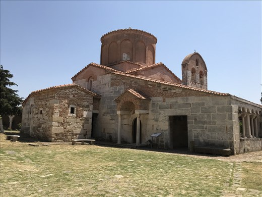 13th C Church of St. Mary, Apollonia