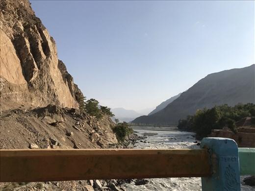 Chitral to Shandur Pass Road