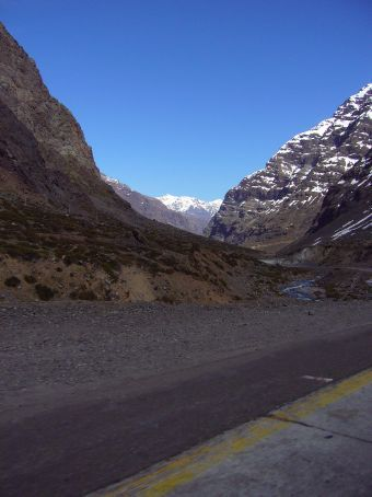 Two night trip to Argentina, driving through the Andes.