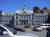 Valpairaiso - Town Hall: by krysia, Views[340]
