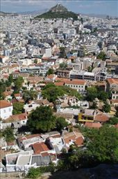 veiw of Athens from the Acropolis: by ksy6a, Views[78]