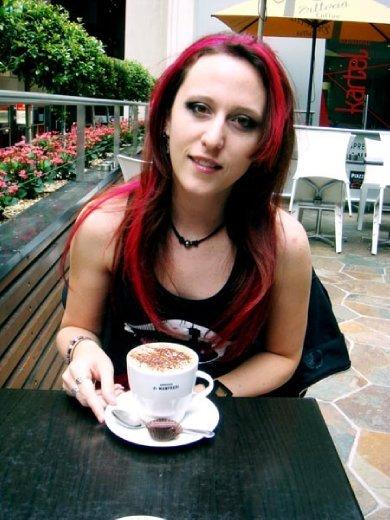 Cacao chocolate cafe.