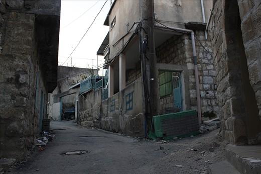 Spray Paint Windows, Digital photograph taken in Jerusalem, Israel