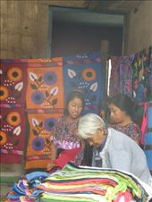Brought handcraft mat off these ladies, all proceeds only to them: by kymp76, Views[252]