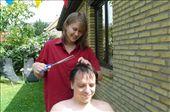 ME CUTTING PARCI'S HAIR!!!!: by l-a-u-r-e-n, Views[153]