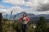 Hike at Cuicocha at 10,353 feet: by lachowiezm, Views[93]