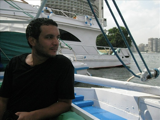 ahmed on the nile