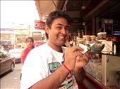 Sid and his paan: by ladyc, Views[215]