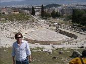 Ancient Theature on the edge of the Acropolis. : by lambros, Views[224]