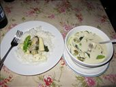 yummy green curry: by landon_marie, Views[202]