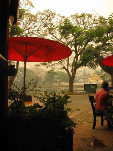 breakfast in Mae Hong Son
