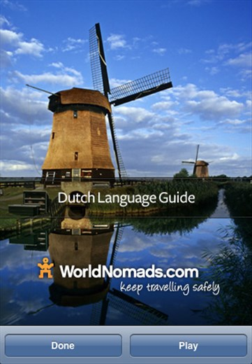 A screenshot from our Dutch language guide