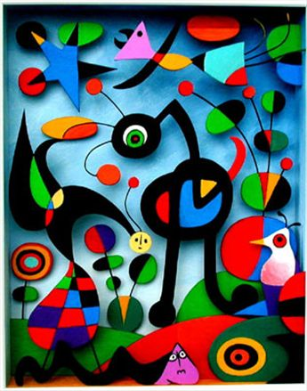 Miró - I love it!