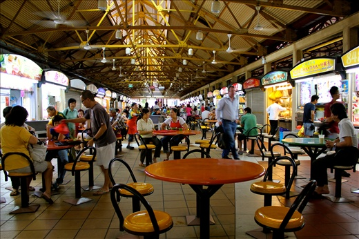 How to eat at a Hawker centre - Singapore - WorldNomads.com
