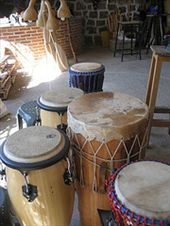 drum circle: by lararaine, Views[182]