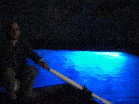 The Blue Grotto, Capri Island