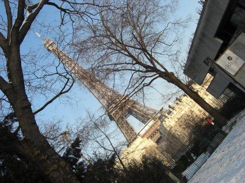 Tour d'Eiffel.
