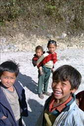Children of the Nepalese highlands: by laura_dubczuk, Views[137]