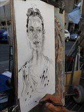 have your portrait drawn: by lauren-farr, Views[477]