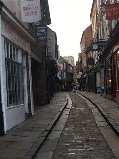 The Shambles (real life Diagon Alley)