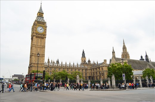 House of Parliament: Observe, the Leaning Tower of Big Ben