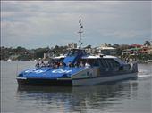 City Cat river boat tour around Brisbane: by laurentravels08, Views[248]