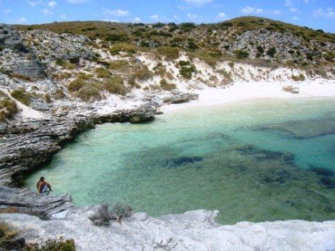 a nice swimming spot