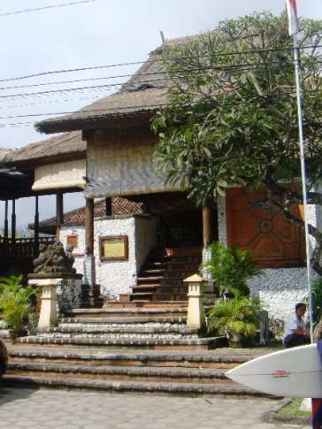 Our hotel, the Balisani